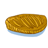 la recette de cuisine Chausson aux pommes - jeux de cuisine gratuit en ligne thé ou chocolat