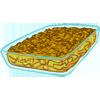 la recette de cuisine Crumble aux pommes - jeux de cuisine gratuit en ligne thé ou chocolat