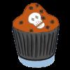 la recette de cuisine Cupcake aux araignées - jeux de cuisine gratuit en ligne thé ou chocolat