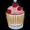 la recette de cuisine Cupcake Saint Valentin - jeux de cuisine gratuit en ligne thé ou chocolat