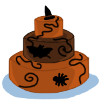 la recette de cuisine Gâteau Halloween - jeux de cuisine gratuit en ligne thé ou chocolat