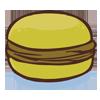 la recette de cuisine Macaron au citron - jeux de cuisine gratuit en ligne thé ou chocolat