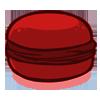la recette de cuisine Macaron Fraise - jeux de cuisine gratuit en ligne thé ou chocolat