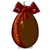 la recette de cuisine Oeuf en chocolat - jeux de cuisine gratuit en ligne thé ou chocolat