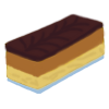 la recette de cuisine Sablé au caramel - jeux de cuisine gratuit en ligne thé ou chocolat
