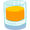 la recette de cuisine Smoothie abricot - jeux de cuisine gratuit en ligne thé ou chocolat