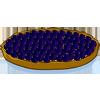la recette de cuisine Tarte aux myrtilles - jeux de cuisine gratuit en ligne thé ou chocolat